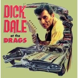 Dick Dale at the Drags