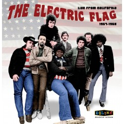 The Electric Flag Live From California, 1967-68