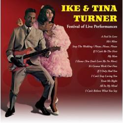 Ike & Tina Turner Festival of Live Performances