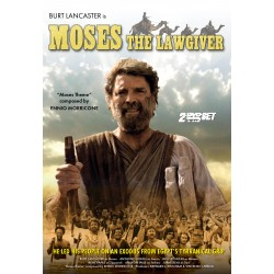 Moses, The Lawgiver