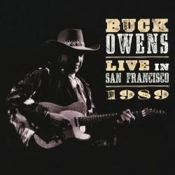 Buck Owens Live In San Francisco, 1989