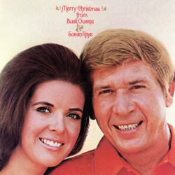 Merry Christmas from Buck Owens and Sarah Raye