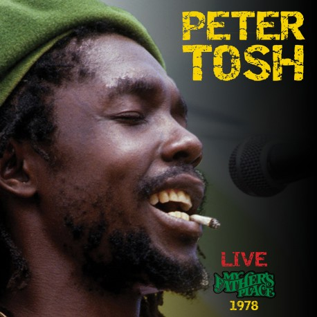 Peter Tosh: Live at My Father's Place