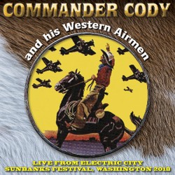 Commander Cody & His Western Airmen