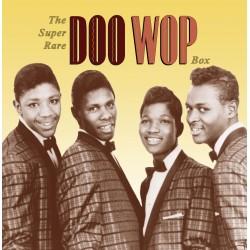 The Super Rare Doo-Wop 5-Disc Box Set