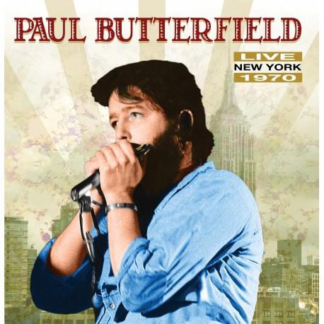 Paul Butterfield Live in New York, 1970