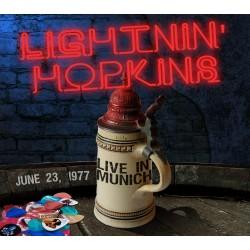 Lightning Hopkins Live in Munich, June 23, 1977
