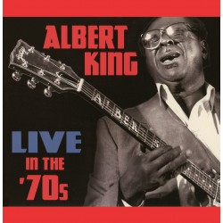 Albert King Live In The '70s
