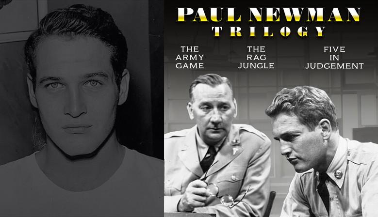 Paul Newman rare television